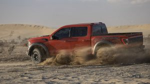 New Ford Raptor Specs Are Unchanged: Raptor R Coming to the Rescue Next Year