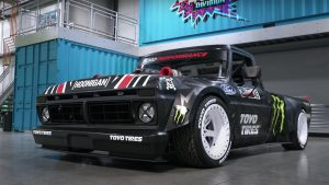 """Ken Block's Wicked """"Hoonitruck"""" Is the Most Expensive F-150 in the World"""