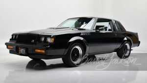 Rare Buick Muscle Car Sets Record at Auction