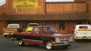 Chevrolet Could Profit Big With a New-Generation Square Body