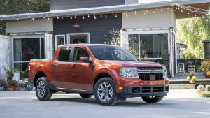 The 2022 Ford Maverick is the Perfect Light Work Truck