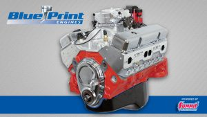 A Fire Suppression System and new Crate Engine for Your Ride