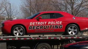 Detroit Police's Answer To Street Racing Is Permanently Taking People's Cars
