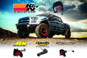 Choosing the Right Intake for Your Truck