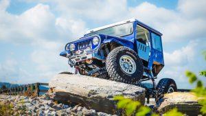 Junk Mail DJ5 Jeep