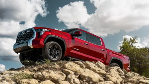 2022 Toyota Tundra Drops its V8 For This
