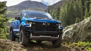 Is the New 2022 Silverado ZR2 The Most Extreme Model Ever Produced by Chevrolet?