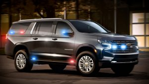 A New Government Fleet Heavy-Duty Suburban in the Works