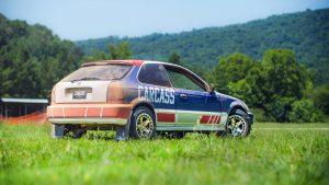 Rally Ripper Honda