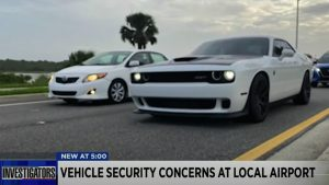 Hellcat Owners Targeted In Airport Parking Lot Thefts