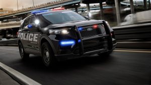 Ford Explorer Takes Title Of America's Fastest Cop Car