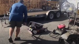 Gas-Powered Lawn Equipment Soon To Be Illegal In California