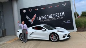 Chevy Bumps 95-Year-Old WWII Veteran To Top Of The Corvette Waitlist