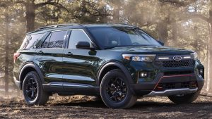Why The President Of Jeep 'Feels Sorry' For Ford