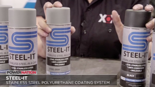 STEEL-IT / Stainless Steel Coatings, Inc.