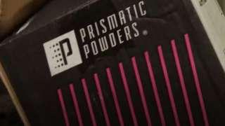 Prismatic Powders