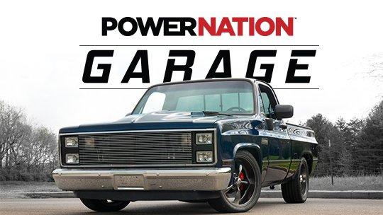 PowerNation Garage