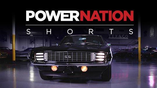 PowerNation Shorts
