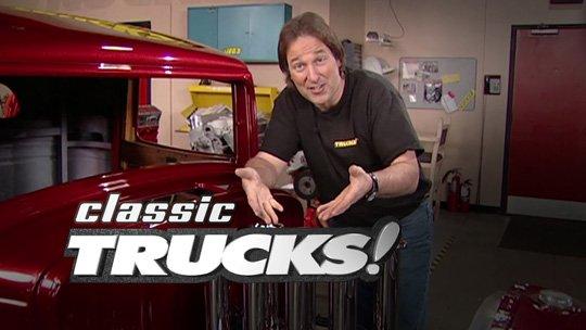 Classic Trucks!