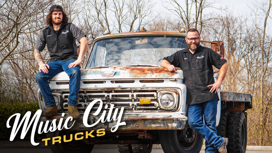 Music City Trucks